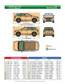 Ford Edge Length 2014 New Ford Edge Autos Post