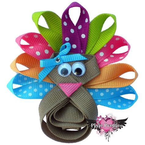 hairbows with ribbon sculpture pinterest brite turkey diva ribbon sculpture how to make hair bows