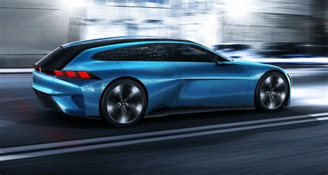 peugeot concept peugeot instinct concept revealed photos 1 of 27