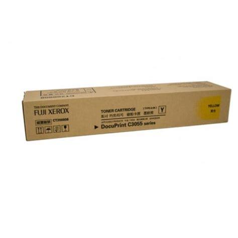 Toner Xerox 3055 fuji xerox ct200808 c3055 yellow end 5 26 2016 4 15 pm