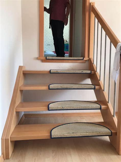 Gebrauchte Treppe