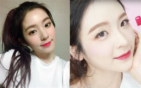 tutorial makeup red velvet here s how to look exactly like red velvet irene using