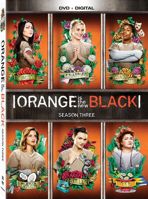 5 11 Orange Cover Orange orange is the new black dvd release date