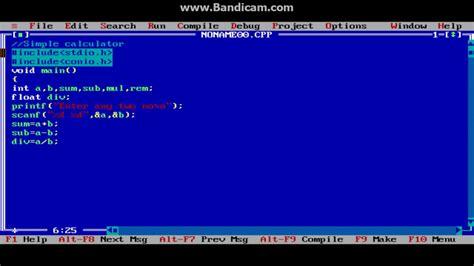 draw pattern in c language c program to make a simple calculator c programming