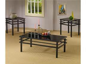 modern living room table sets coaster living room modern coffee table and end table set