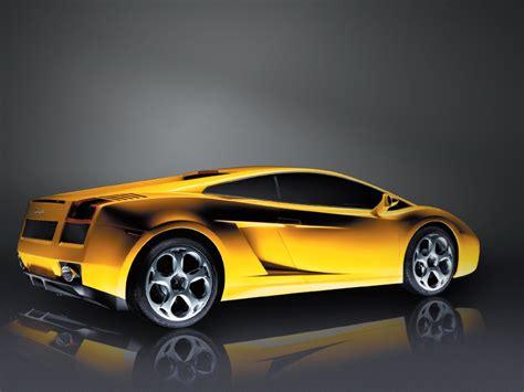 Lamborghini Gallardo 2000 Lamborghini Gallardo Study Side Rear 1280x960
