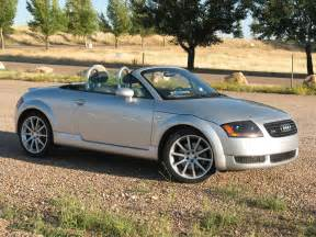 Audi Tt Convertible 2005 2005 Audi Tt Roadster 8n Pictures Information And
