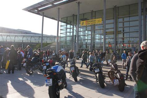 Motorradmesse In Leipzig by Fast Bis Rein 187 Twin Zweiradmessen Leipzig Und Dortmund