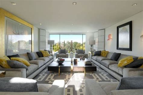 long living room design ideas 17 breathtaking modern long living room designs