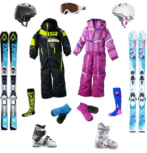 snow gear ski equipment 2014 autos weblog