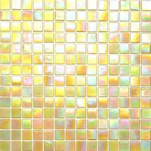 Universal Bathroom Design kaleidoscope colorglitz universal yellow iridescent glass