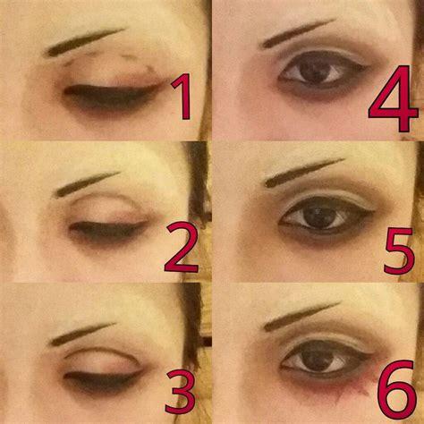 levi makeup tutorial levi cosplay eye makeup saubhaya makeup