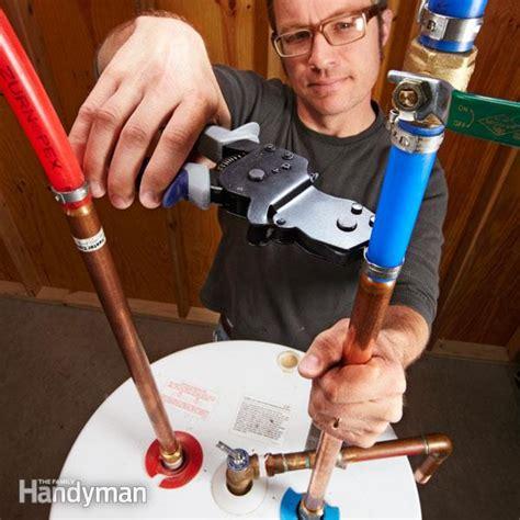 You Plumbing by Plumbing With Pex Tubing The Family Handyman