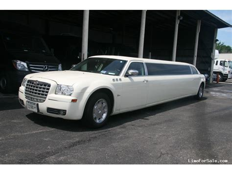 Used 2007 Chrysler 300 by Used 2007 Chrysler 300 Sedan Stretch Limo Oem Norridge