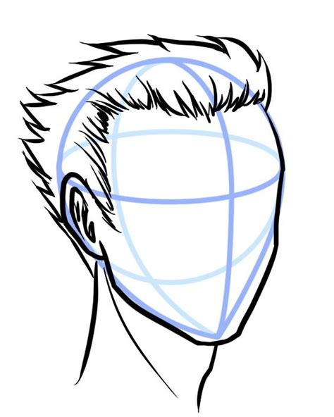how to draw spiky anime hair anime guys with spiky hair bing images