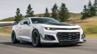 aero and the beast 2018 chevy camaro zl1 1le drive