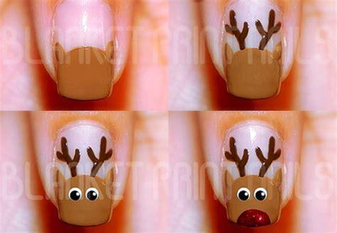 tutorial nail art natal kulka o wszystkim ciekawe świąteczne wzorki i zdobienia