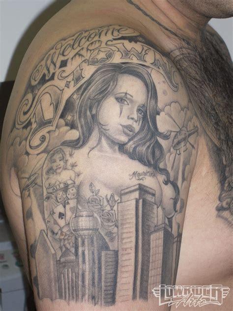 tattoo artist enrique castillo lowrider arte magazine