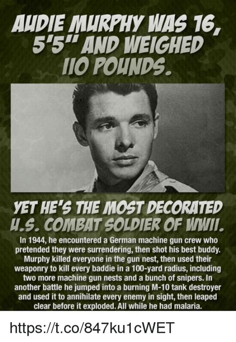 Audie Murphy Story by 25 Best Audie Murphy Memes Was Memes The Memes Safe