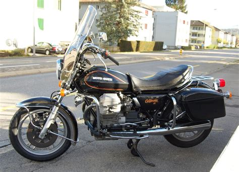 Moto Guzzi Motorrad by Motorrad Occasion Kaufen Moto Guzzi California Ii Bosshard