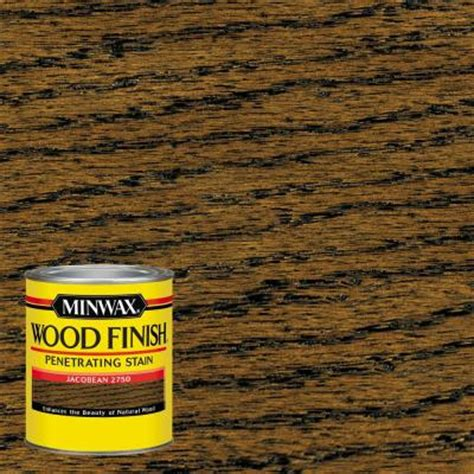 What Color Kitchen Cabinets With Dark Wood Floors Minwax 1 Qt Wood Finish Jacobean Oil Based Interior Stain