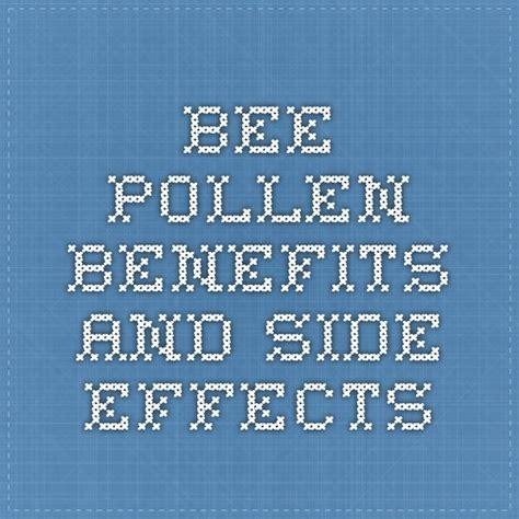 Side Effects Of Spirulina Detox by 17 Best Ideas About Bee Pollen On Spirulina