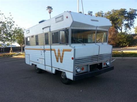 used rvs vintage winnebago rv for sale by owner