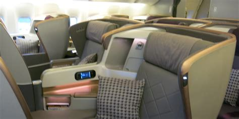 Strathclyde Mba Singapore Review by Flight Review Singapore Airlines Business Class