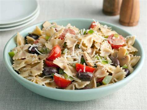 pasta salad recipes with italian dressing paula s italian pasta salad recipe paula deen food network