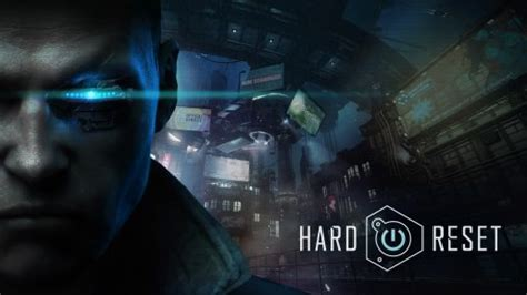 hard video reset ps3 hard reset redux review old school fps fun terminal