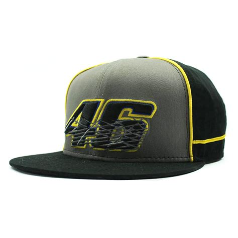 Trucker Hat 3seconds Genuine High Quality ヾ ノyellow tricolor motorcycle moto gp gp vr 46 snapback hat hat cool mesh hip