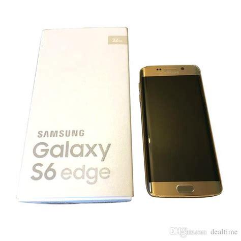 Dus Box Original Samsung Galaxy S6 Edge refurbished original samsung galaxy s6 edge g925f cell