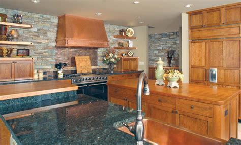 arts and craft kitchen cabinets contemporary arts and crafts kitchen