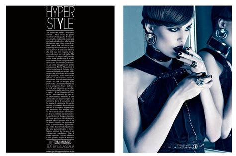 The Lanvin Satin Ludvine Is by Hyper Style Vogue It