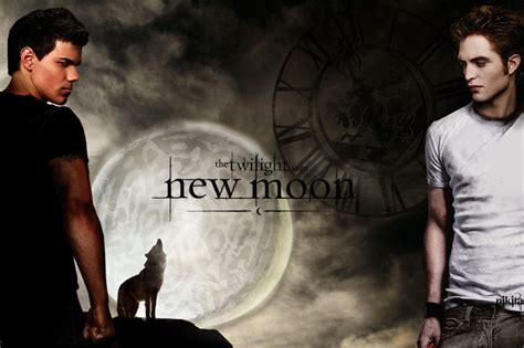 film barat serigala 트와일라잇 두번째 신화 뉴문 배경화면 new moon wallpaper