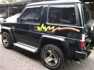 Harga Daihatsu Feroza Mobil Bekas Daihatsu Feroza 1996 Dijual Bubutan Surabaya