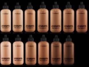 mac foundation colors complete guide to mac foundations