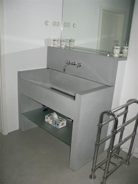 Badezimmer Unterschrank Glas by Badezimmer Unterschrank Milchglas Slagerijstok