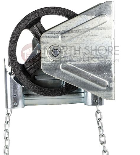 garage door drive garage door reduced drive chain hoist 1 1 4 quot shaft 2000r