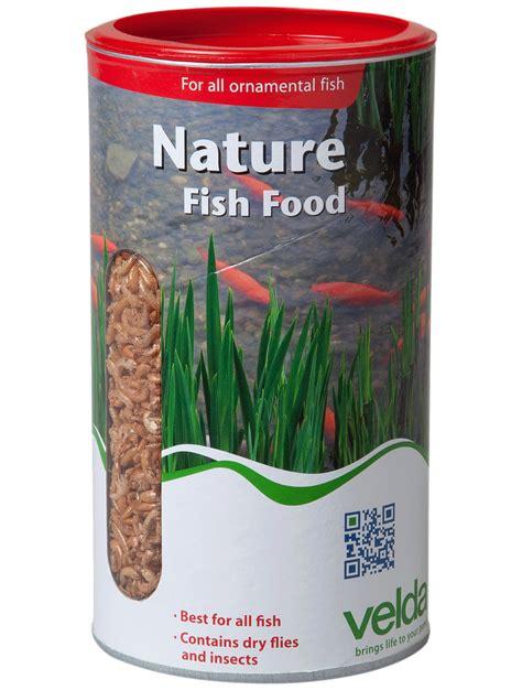 nature fish food velda