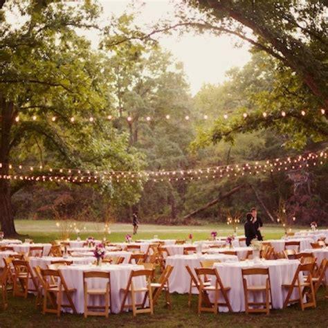 outdoor reception dream wedding pinterest