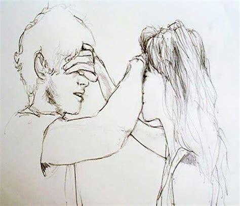 imagenes romanticas hechas a lapiz dibujos de amor bonitos 187 dibujos para colorear