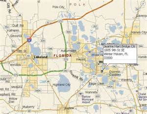 winterhaven florida map map for winter bridge center