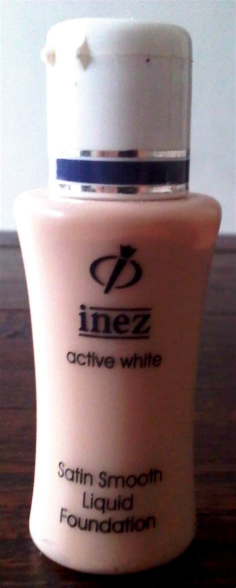 Harga Inez Satin Smooth Liquid Foundation racun warna warni inez satin smooth liquid foundation 01
