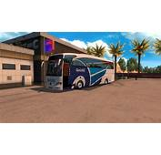 Mercedes Benz Travego SHD 15 V10 • ATS Mods  American
