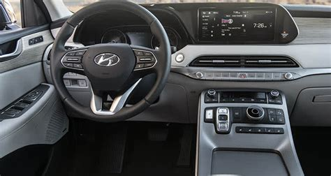 Hyundai Palisade 2020 Interior by All New 2020 Hyundai Palisade Preview Consumer Reports