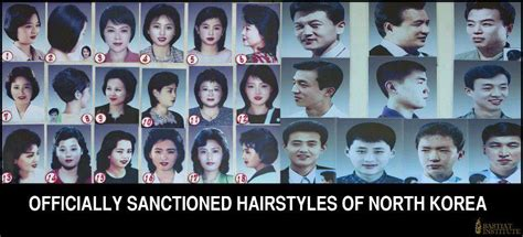 What Haircuts Are Allowed In North Korea | 10 crazy facts about north korea that ll give you the creeps