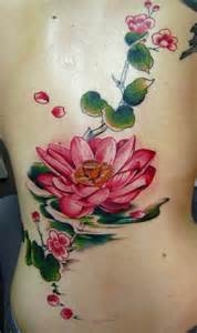 Pictures Of Lotus Flower Tattoos 41 Enticing Lotus Flower Tattoos