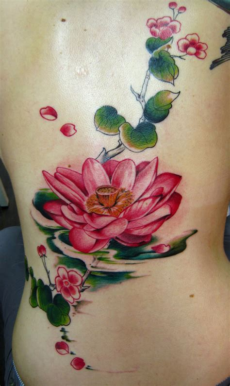 tattoo pictures of the lotus flower 41 enticing lotus flower tattoos