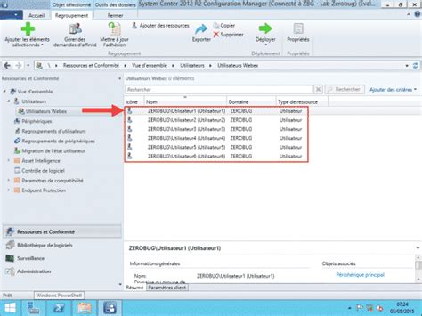 sccm format gpt cr 233 er une collection sccm 224 partir d une liste d
